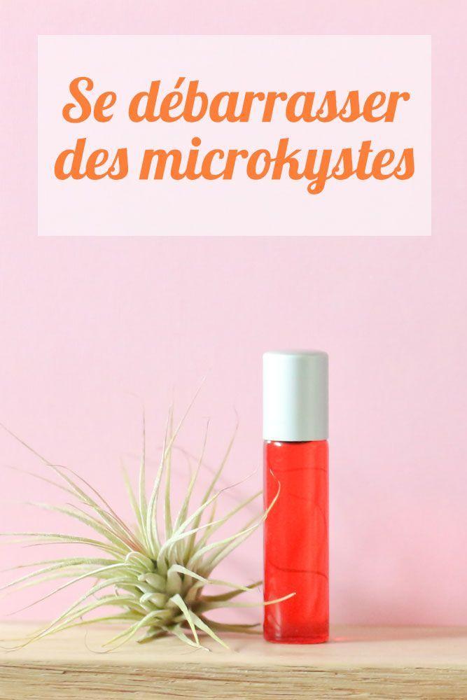 debarasser des microkystes