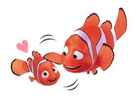 Free Finding Nemo Line Sticker - http://www.line-stickers.com/finding-nemo/