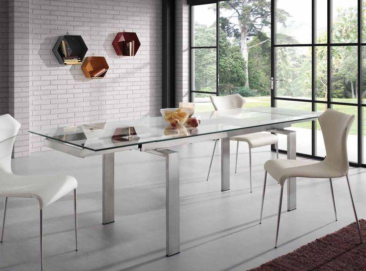 Mesas extensibles para comedor corona decoracion beltran for Muebles mesa almedinilla catalogo