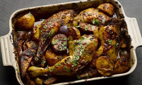 Hot topic: Yotam Ottolenghi's chilli recipes