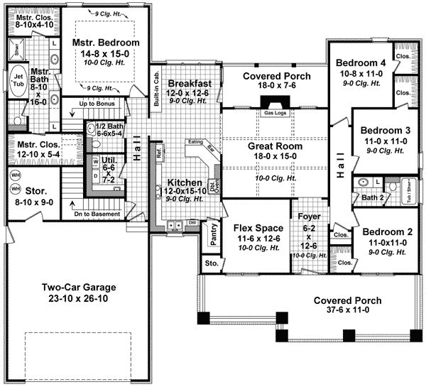 111 best house plans images on pinterest house for Usda house plans