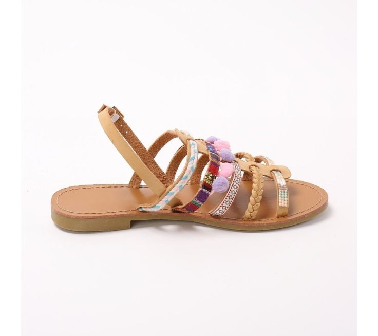 Páskové boty s originálními detaily | blancheporte.cz #blancheporte #blancheporteCZ #blancheporte_cz #shoes #boty #sandals
