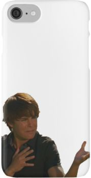 Troy Bolton iPhone 7 Cases