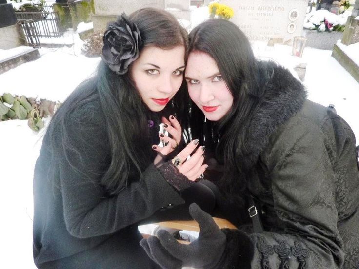 Two witches :D
