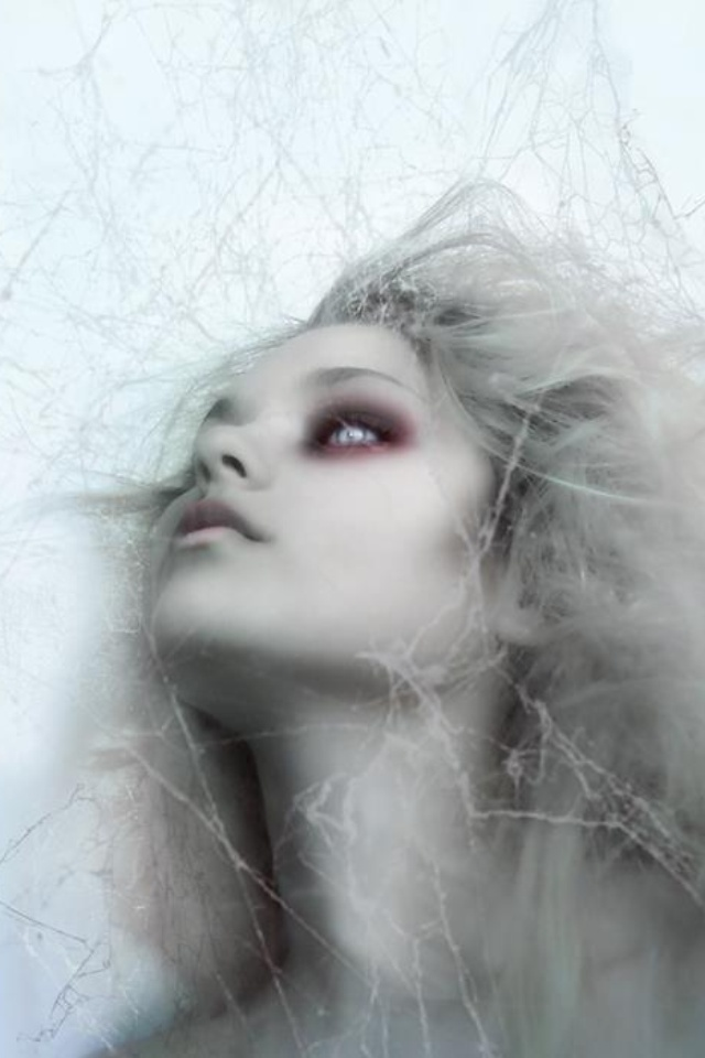 Ghostly Reaching. Halloween Makeup Inspiration
