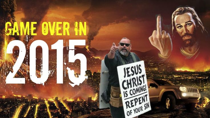 Will The World End In 2015 ? Or Is It All Bull Sh@t