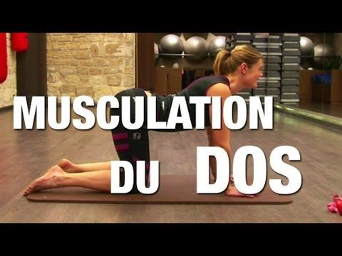 Fitness Master Class - Musculation du dos (+playlist) Doctissimo