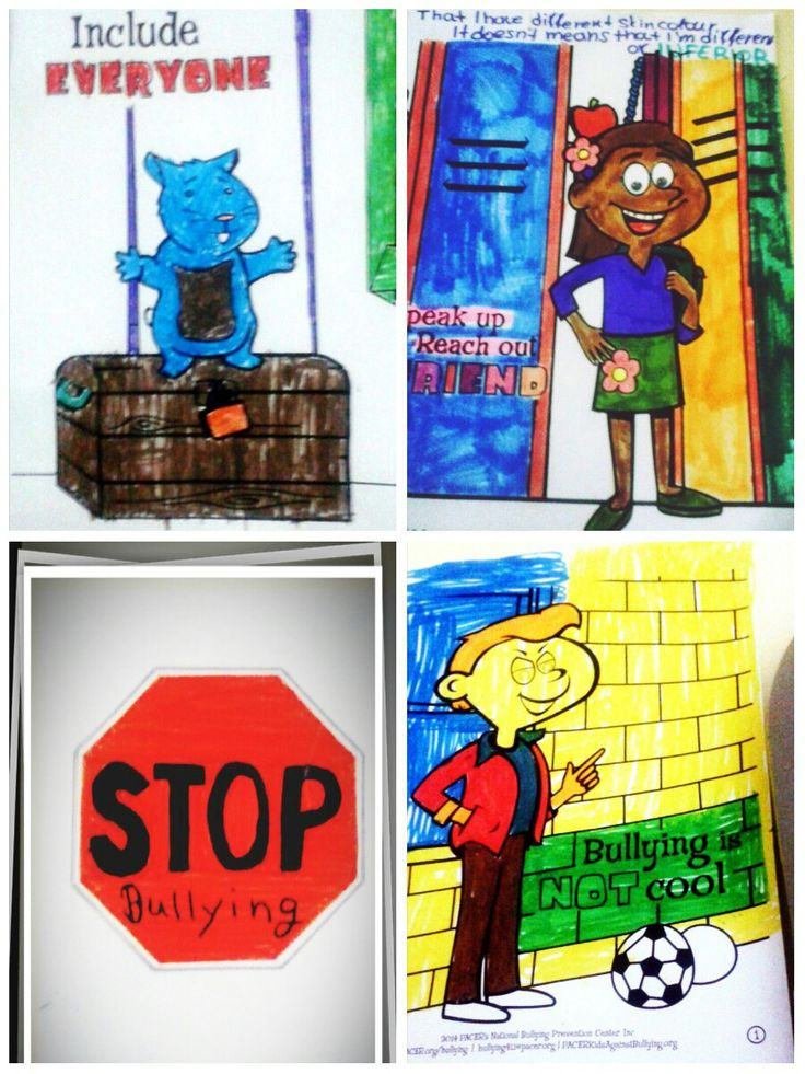 Anti-bullying project!