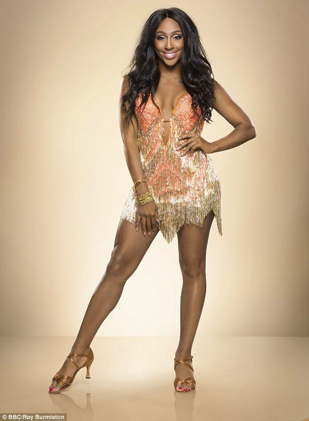 Focused: Alexandra Burke, 29, has revealed she 'cancelled everything' including her album...