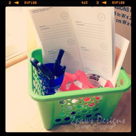 2paws Designs: Moving Organization