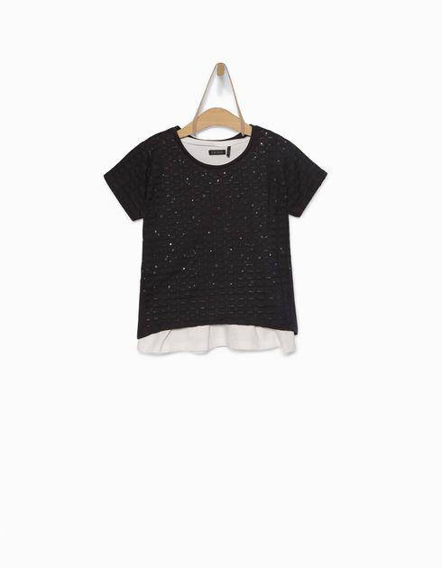 Girls' 2-in-1 T-shirt