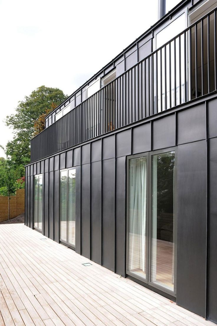 Prospect House by Dow Jones Architects | HomeDSGN
