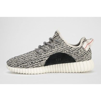 Authentic Adidas Yeezy 350 Boost Low Grey/Black-White (Men Women) Price
