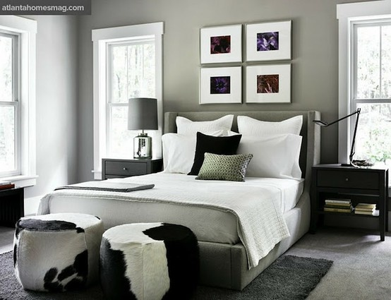 Inspiration For Gray Bedroom