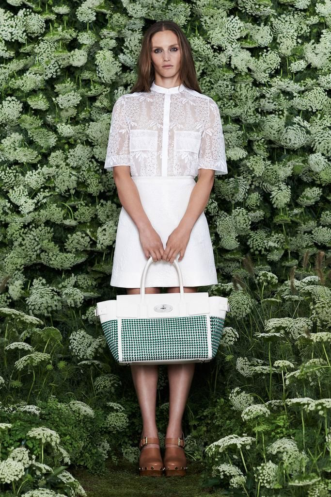 Mulberry | Spring 2015 Ready-to-Wear Collection | Style.com