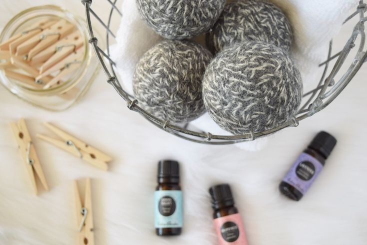 Dryer balls are a really great way to eliminate toxins from your laundry, save money, and save energy. I've personally been using dryer balls in my laundry for two years, and I've never looked back. And trust me, my husband and I used to be very into our Bounce sheets! But I can honestly say that I don't miss them, and am quite happy when I skip the laundry isle all together! So you might be wondering how a wool ball can do all these wonderful things? Let me fill you in. Are Dryer Balls…