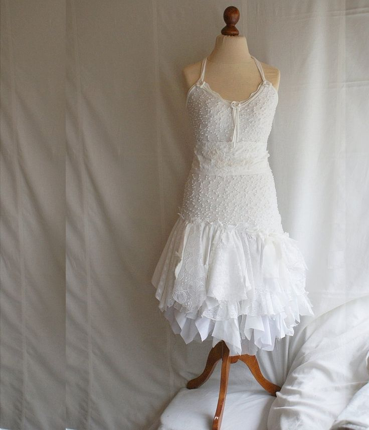 Recycled Bridesmaid Dresses