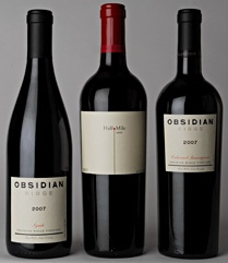 Obsidian Ridge Cabernet Sauvignon @ $29 at Total Wines. Wow, this is delicious, love it!!!