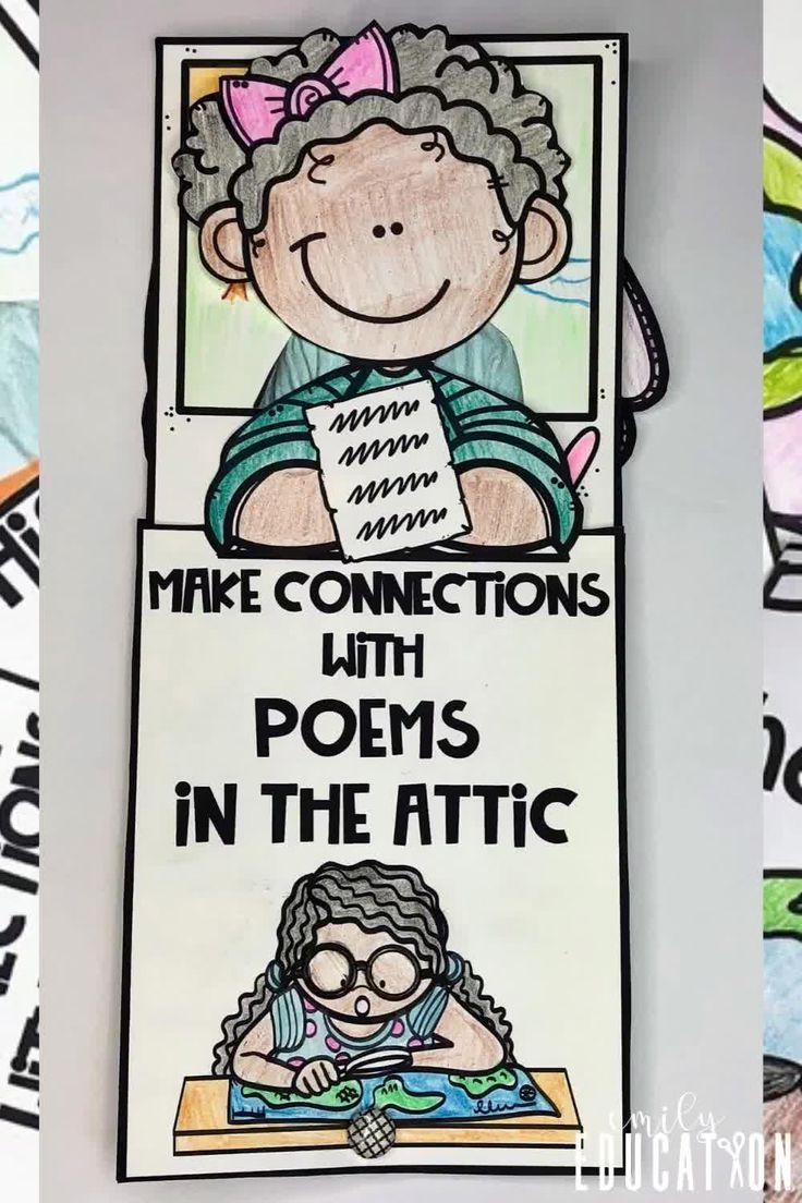 Poems In The Attic Hmh Into Reading 2nd Grade Module 10 Week 3 Poems Reading Poems 2nd Grade Reading [ 1104 x 736 Pixel ]