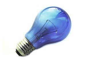 DIY colored light bulbs-I'm going to use turquoise uplighting under my bed on the wall in back of my black iron headboard for some DRAMA!