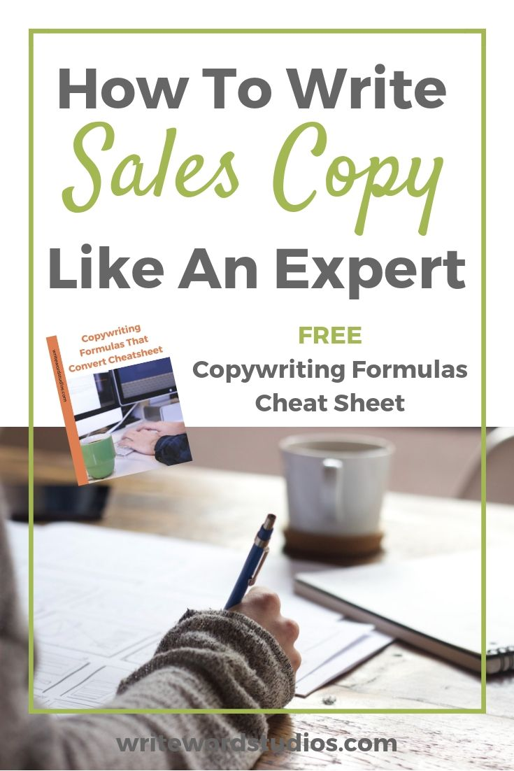 Knowing How To Write Sales Copy That Converts Is The Key To Making