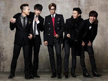#korean boy band :: #BigBang