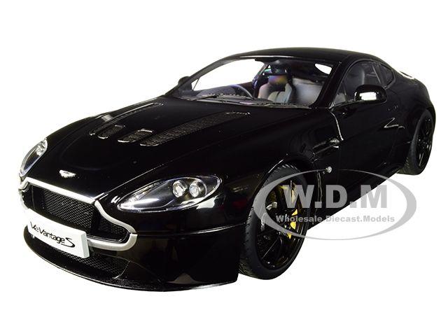 Buy Cheap 2015 Aston Martin V12 Vantage S Jet Black 1 18 Diecast Model Car By Autoart Cars Modelcars Diecast Model Cars Aston Martin V12 Vantage Car Model