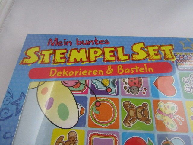 Mein Buntes Stempel Set  My Colorful Stamp Set COMPLETE