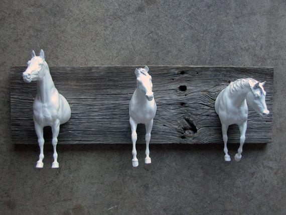 EQUINE insieme tre al galoppo di cavalli di EQUINEbyLauren su Etsy