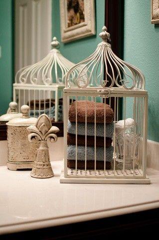 gabbie per uccelli decorative