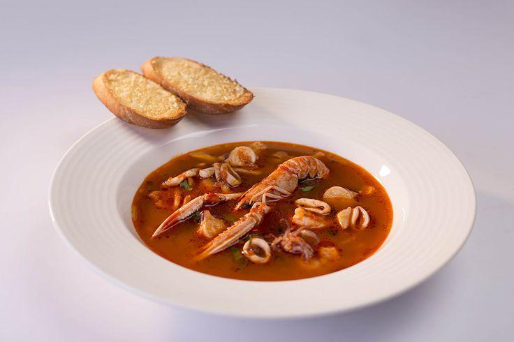 Caciucco - The Fabulous Fish Soup @ Osteria Gioia