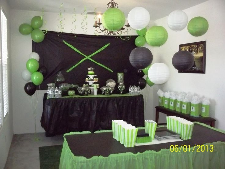 XBOX Party Set UP Book your Video Game Party Package Today