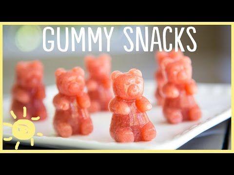 MEG   Gummy Fruit Snacks - YouTube