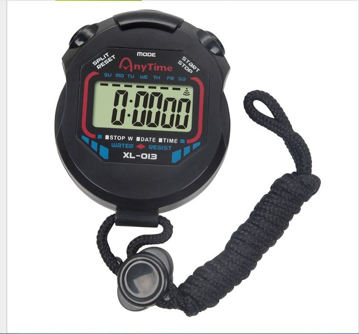 Classic Digital Professional Handheld LCD Chronograph Sports Stopwatch Timer Stop Watch With String 2017 New Sale-in Kitchen Timers from Home & Garden on Aliexpress.com | Alibaba Group