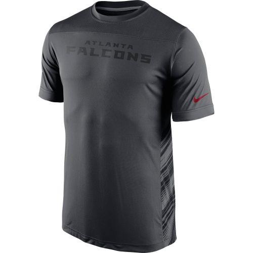db38b5f70 ... Breast Cancer Awareness KO Pullover Performance Hoodie - Charcoal NFL  Nike Atlanta Falcons Speed Performance T-Shirt Γ- Charcoal ...