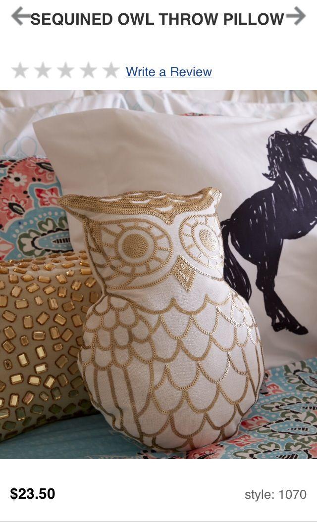bethany mota bedroom. Sequined Owl Throw Pillow  Aeropostale Bethany Mota Collection The 25 best mota bedding ideas on Pinterest