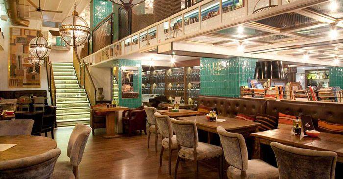 La revista woman recomienda nuestro restaurante casa mono for La casa encendida restaurante madrid