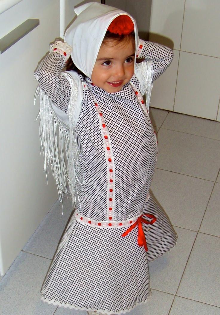 Disfraz chulapa