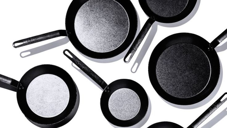 How to Season, Clean, and Cook with a Carbon Steel Pan - Bon Appétit | Bon Appetit