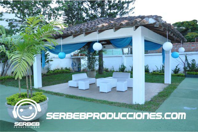 Alquiler de Salas Lounge para toda clase de eventos