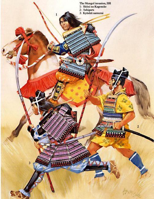 Early Samurai 1181