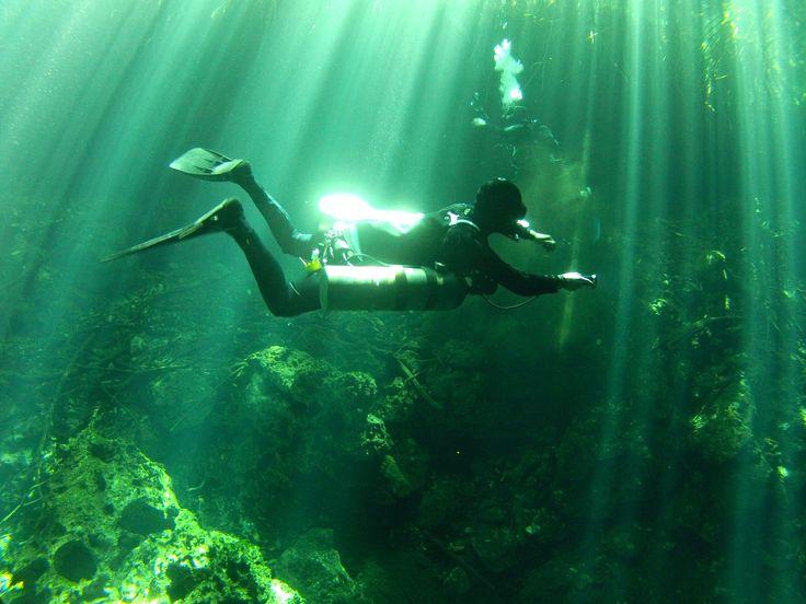 Sidemount Cave Diving Configuration