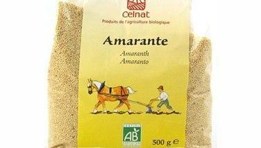 Image : Amarante (plante) - Graines d'amarante - historique - cuisine - santé  http://www.supertoinette.com/fiche-cuisine/1015/amarante-plante.html