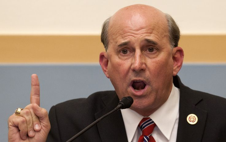"""Before he began railing against the Muslim Brotherhood and his """"numbnuts"""" colleagues on Capitol Hill, Rep. Louie Gohmert (R-Texas) served as a district judge for Texas' Smith County, where he once deployed an unusual tactic to get a defendant to be quiet in his courtroom. While discussing the trial of accused Fort Hood shooter Nidal Malik Hasan on Fox News' """"Hannity,"""" the outspoken congressman offered some advice for keeping order in the court."""