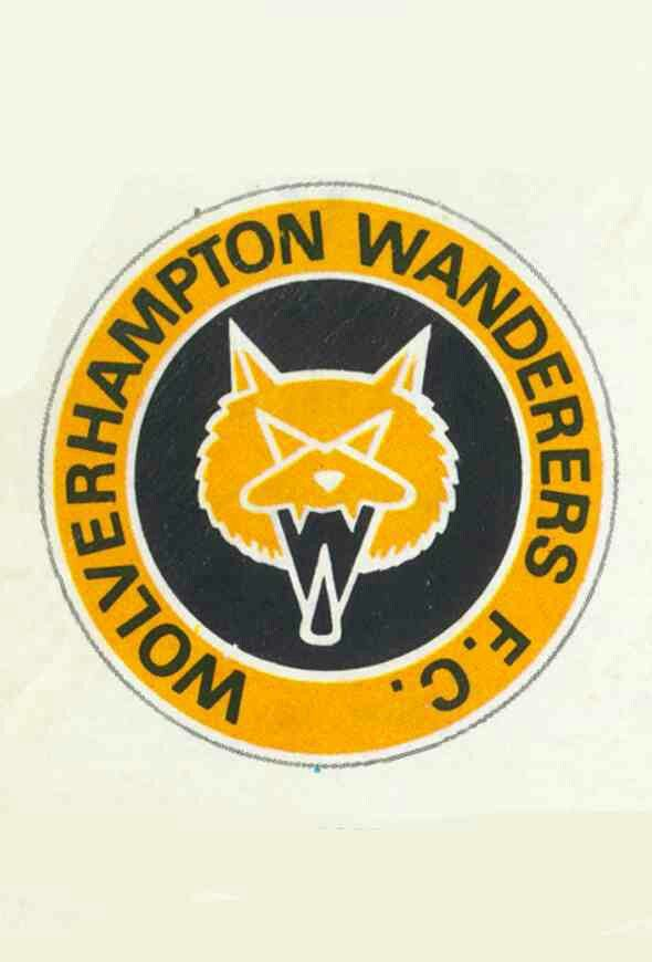 Wolves crest in 1971.