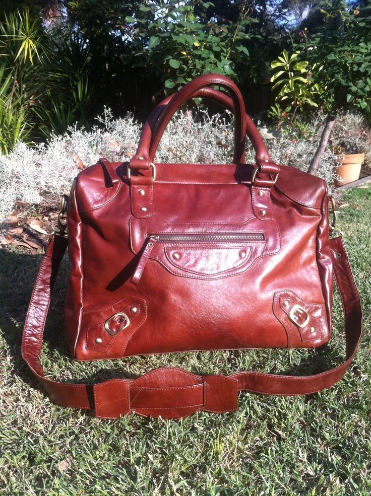 B R O O K L Y N Mahogany Brown Antique Leather AVAILABLE SOON WWW.IMPERIALHYDE.COM.AU