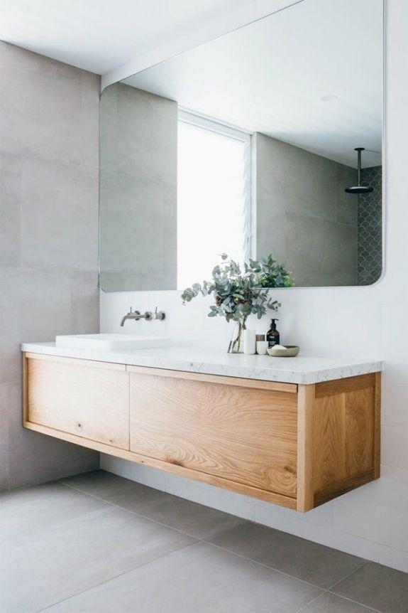 Unerwartete Möglichkeiten der Verwendung von Mid-Century-Beleuchtung in Ihrem Badezimmer!