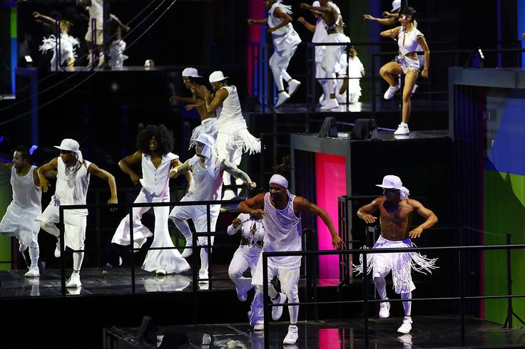 Gallery: The 2016 Summer Olympics Opening Ceremony