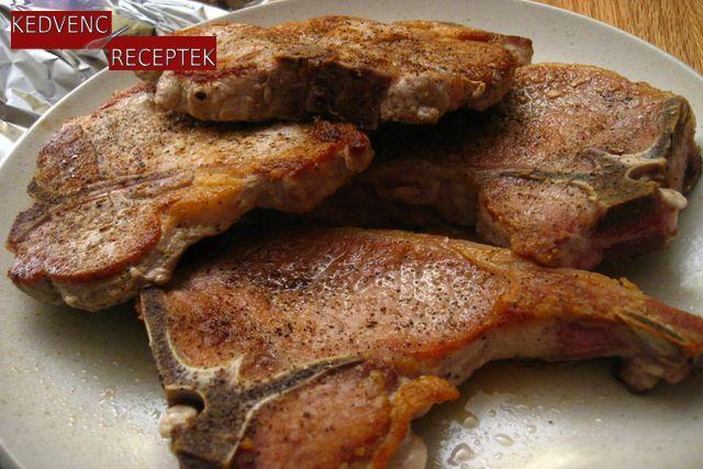 Egyszerű, kipróbált recept: Puttonyosok kenyere. Hozzávalók, az elkészítés részletes leírása és az elkészült recept fotója Sertés receptek kategóriában.