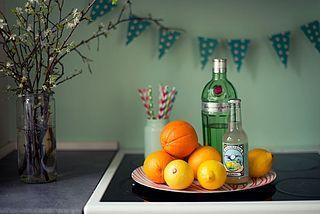 Opskrift: Forårsdrink med gin og citrus